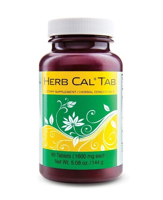 HERB CAL<sup>®</sup> TAB (90 Tablets)