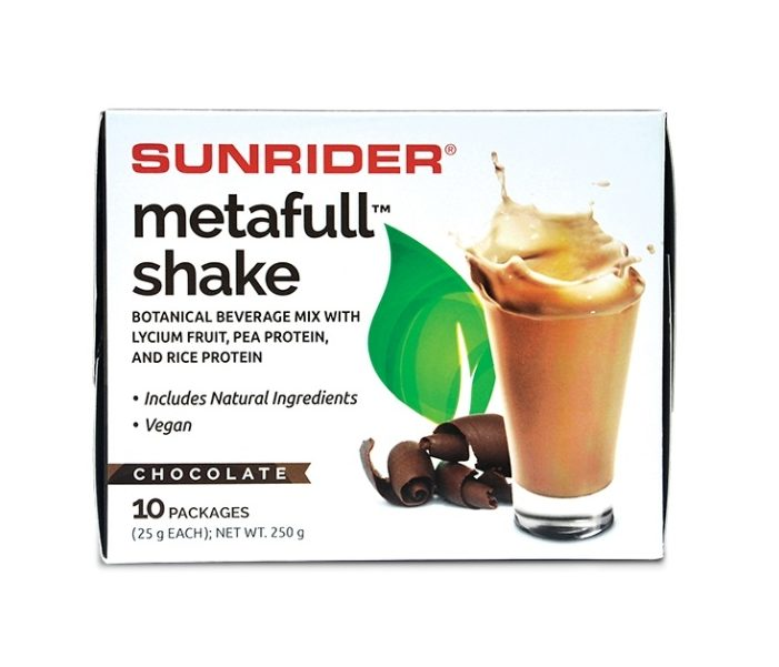 METAFULL<sup>™</sup> SHAKE CHOCOLATE (10/25g)