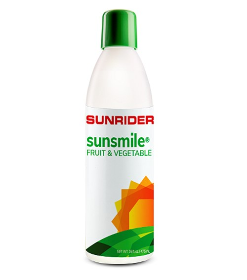 SUNSMILE® FRUIT & VEGETABLE RINSE (16 fl. oz.)