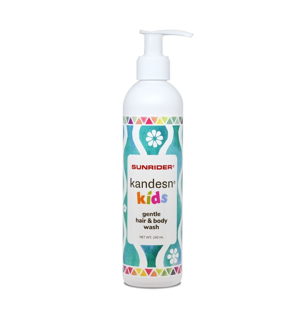 KANDESN® KIDS GENTLE HAIR & BODY WASH 8oz.
